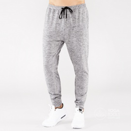 Штаны для йоги utility KNIT grey, Manduka, USA