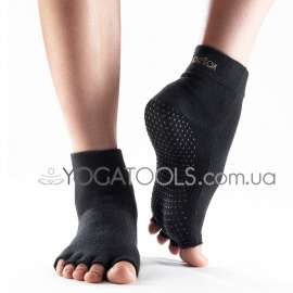 ����� ��� ���� ������������ ANKLE Black, (35-44+�.), TOESOX, USA