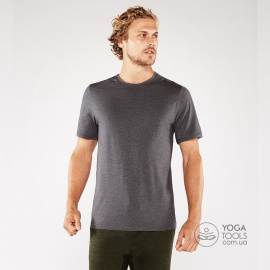 Футболка для йоги CROSS TRAIN grey, Manduka, USA