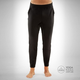Штаны для йоги NOW black, Manduka, USA