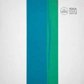 Коврик для йоги eKO SuperLite® Cayo Travel Mat , каучук, Manduka, USA, 180х61 см, 1,5 мм